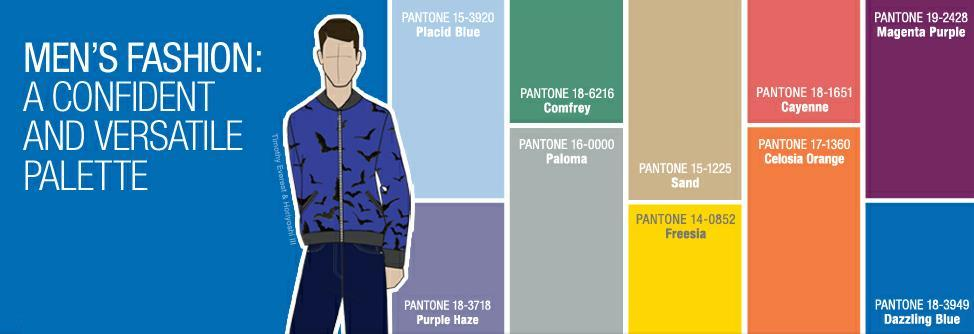 Culorile anului 2014