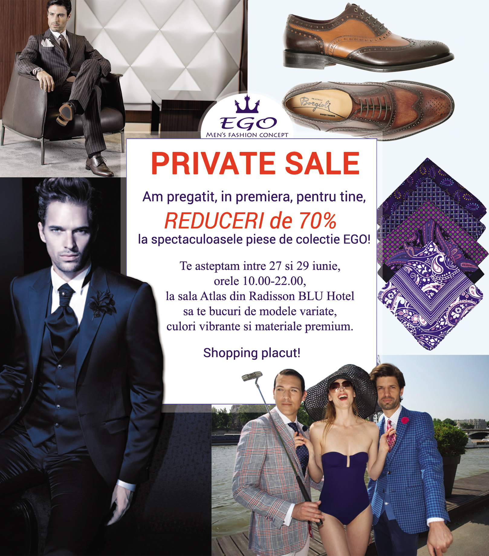 Invitatie PRIVATE SALE