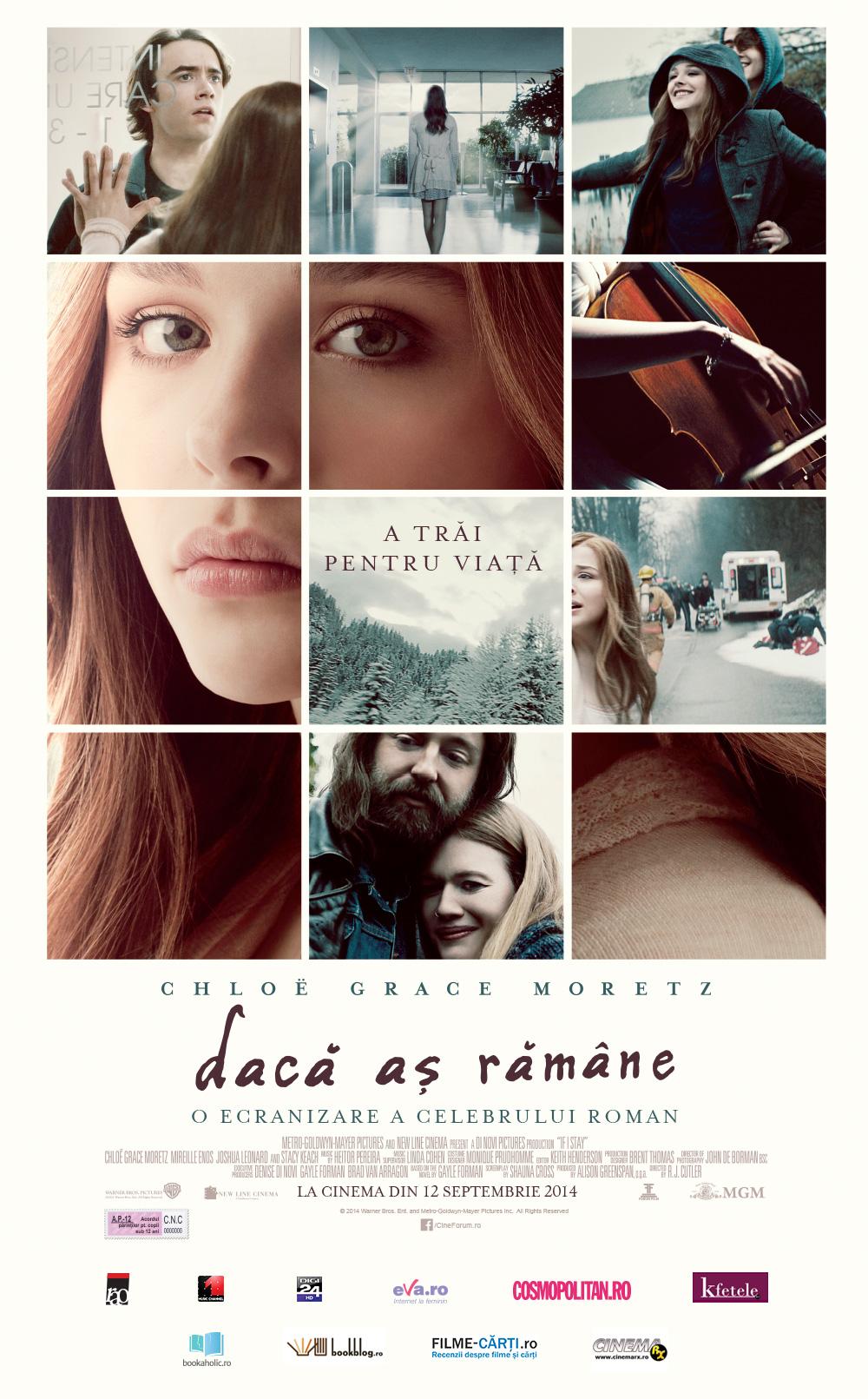 Afis film_Daca as ramane
