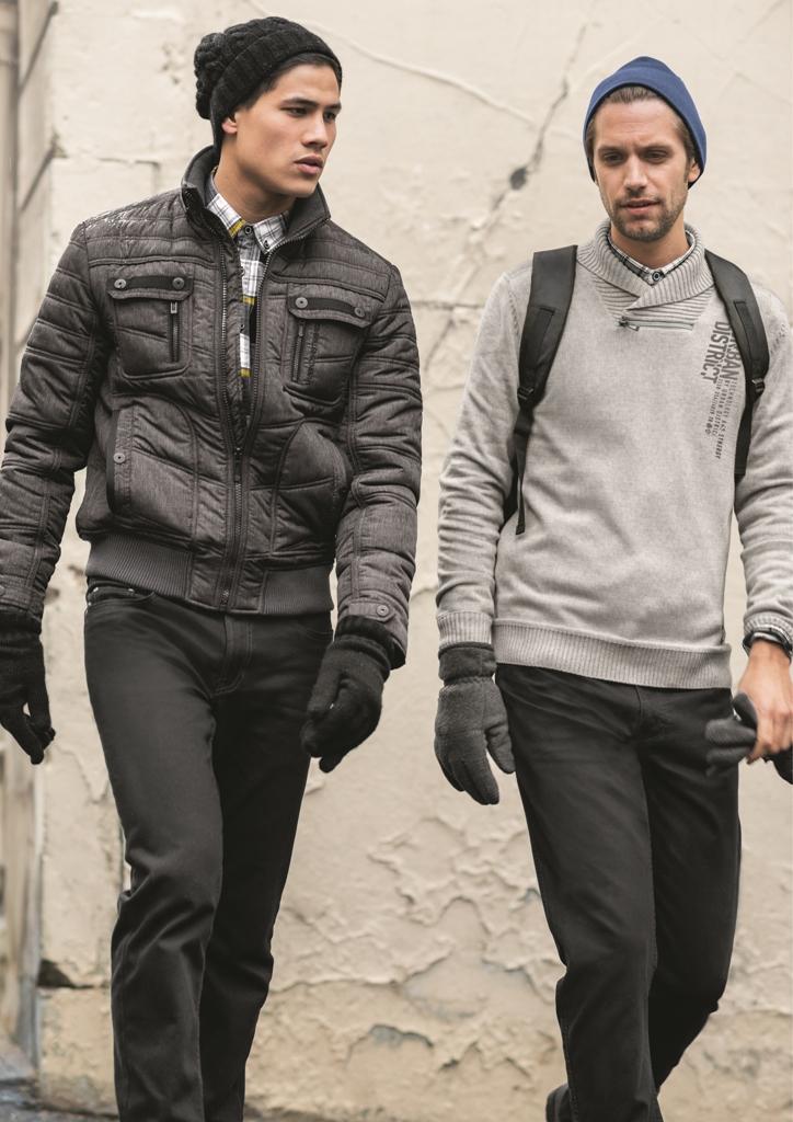 C&A Iarna 2014 barbati - Lookbook (7)