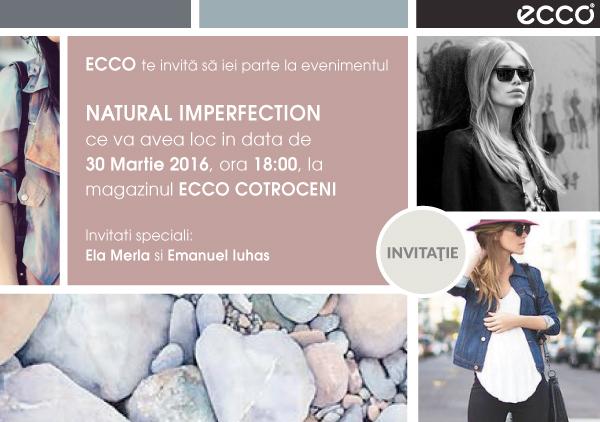 Invitatie ECCO 30 martie