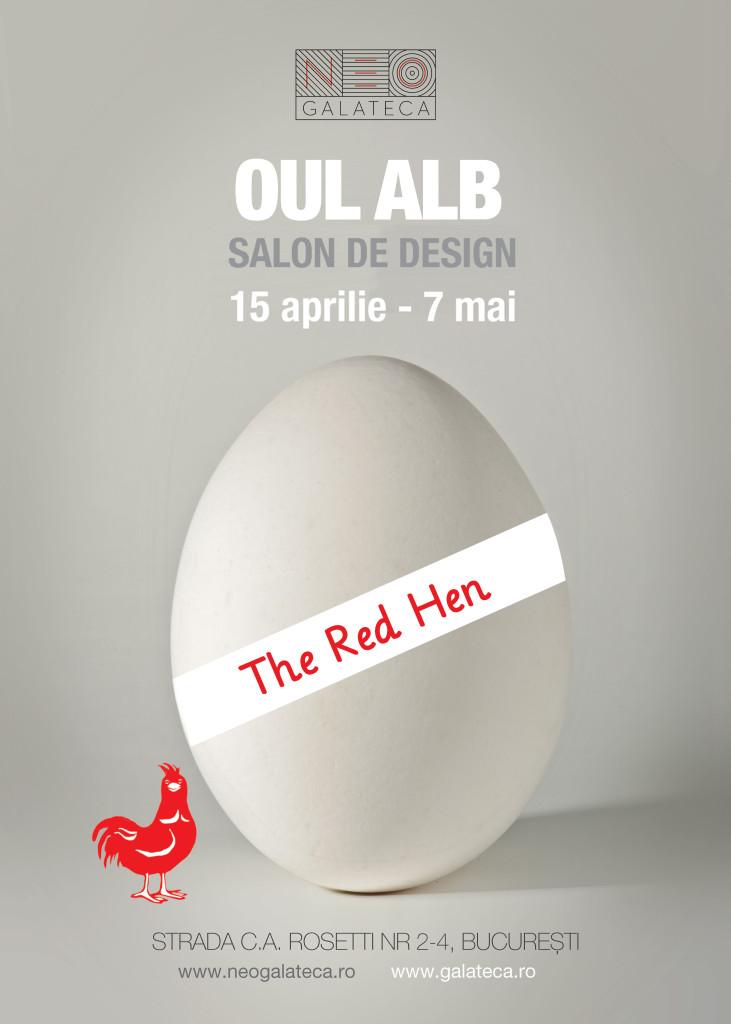 Afis OUL ALB SALON DESIGN 2016